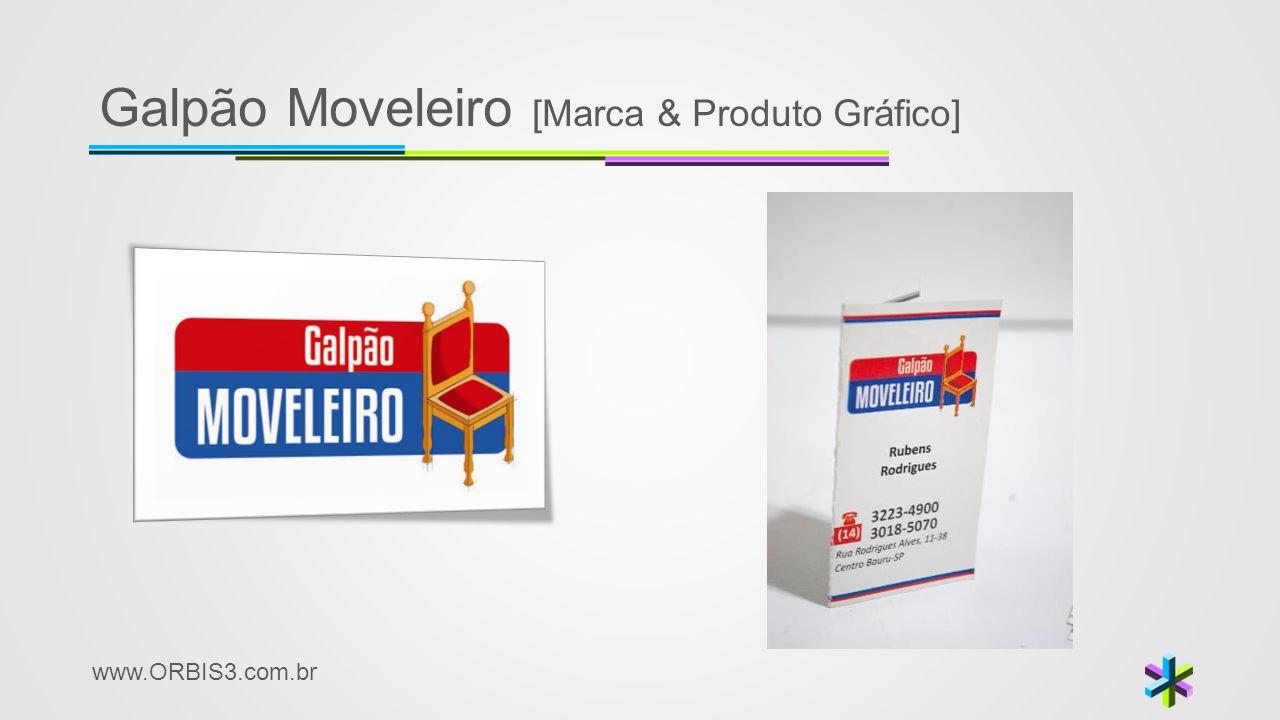 Galpão Moveleiro [Marca & Produto Gráfico]